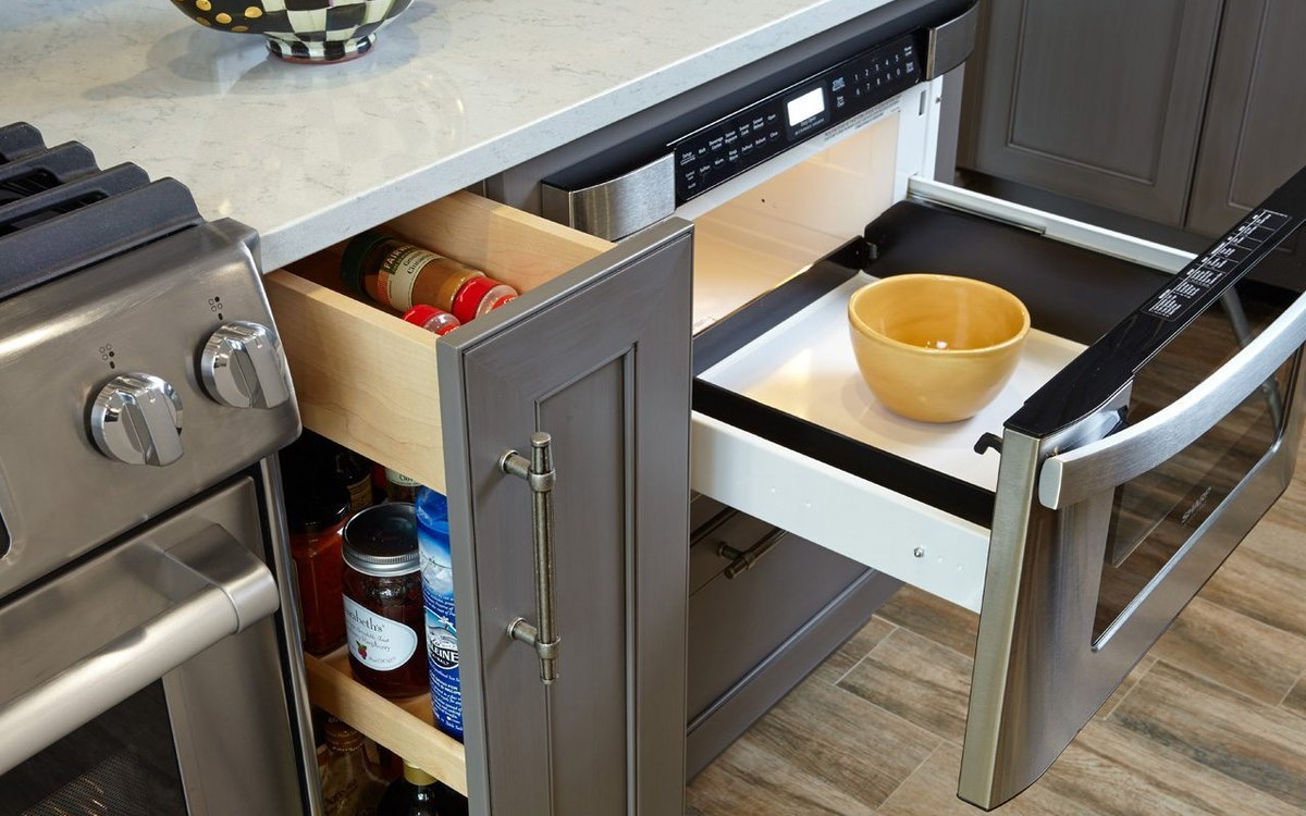 Как сделать свою кухню удобной и функциональной - Европласт Лепнина